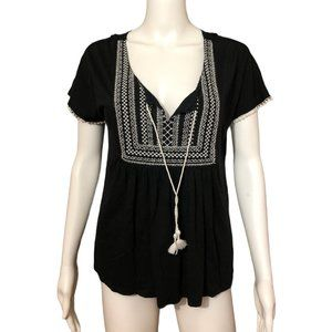 American Eagle Outfitters Babydoll Top
